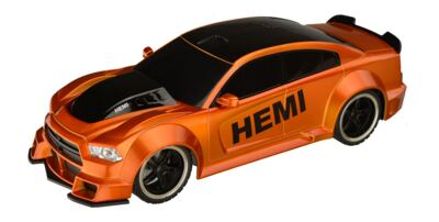 Carrinho Controle Remoto XQ - Dodge Charger - 1:18 - BR457