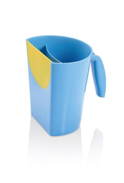 Imagem 1 do produto Caneca para Enxaguar O Cabelo Azul Multikids Baby - BB175