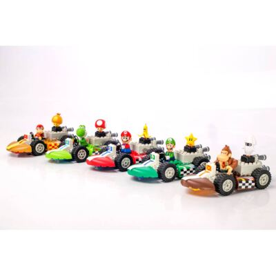Knex Mario Kart - Yoshi Multikids - BR040