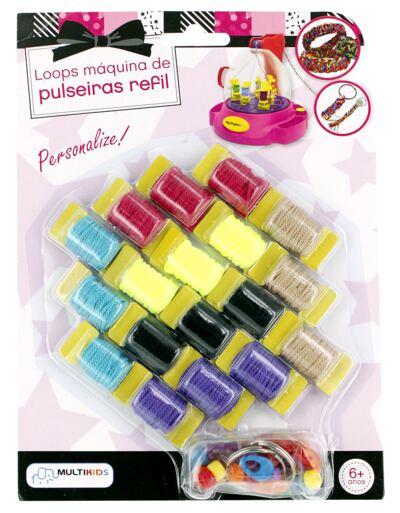 My Style Loops Máquina de Pulseiras Refil - BR562