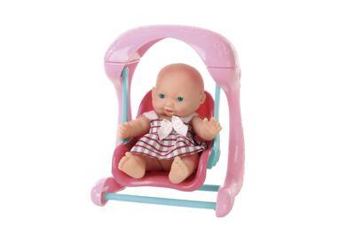 Imagem 1 do produto Mami Baby Boneca com Bebê Conforto - BR658