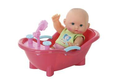 Imagem 1 do produto Mami Baby Boneca com Banheira - BR656