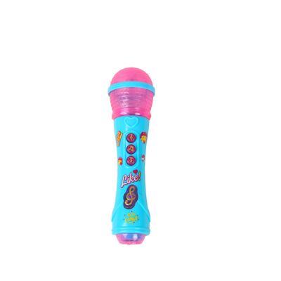 Sou Luna Microfone Multikids - BR712