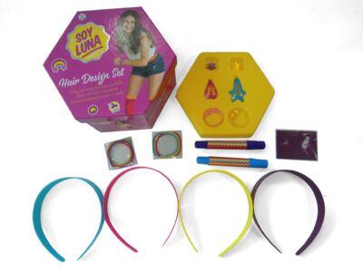 Imagem 1 do produto Sou Luna Hair Set  Multikids - BR709