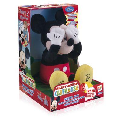 Pelúcia Mickey Booh Multikids - BR229