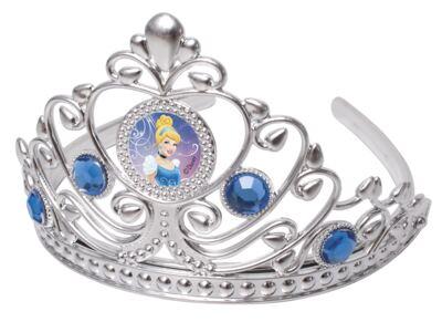 Imagem 3 do produto Acessórios Princesas Cinderella - Coroa e Varinha Deluxe - BR639