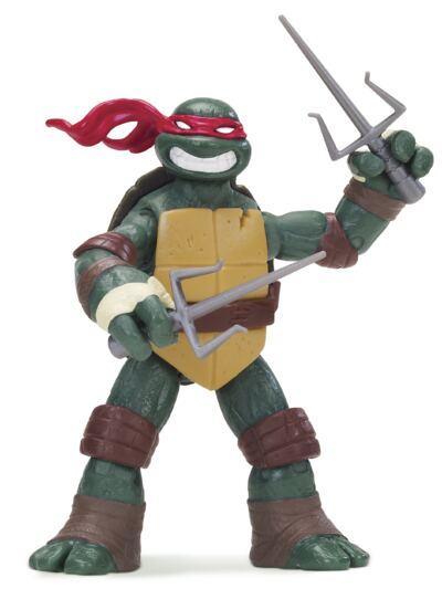Tartarugas Ninja Boneco Raphael 12 cm - BR030D