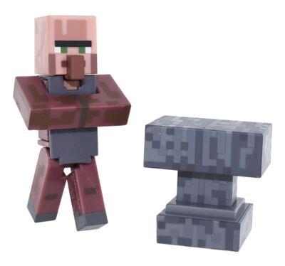 Imagem 1 do produto Minecraft Boneco Blacksmith - BR399