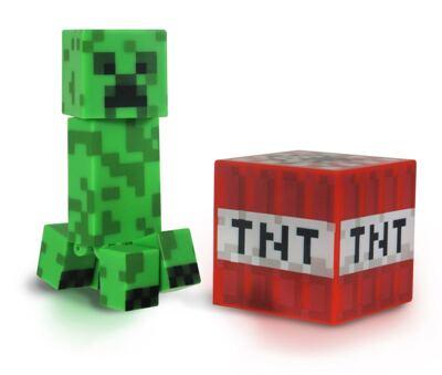 Minecraft Boneco Creeper com Acessórios - BR144C