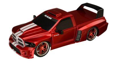 Carrinho Controle Remoto XQ - Dodge Ram - 1:18 - BR453
