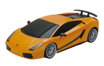 Imagem 2 do produto Carrinho Controle Remoto XQ - Lamborghini Aventador - 1:18 - BR443