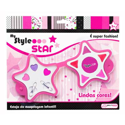 My Style Star - Maquiagem Infantil - BR125