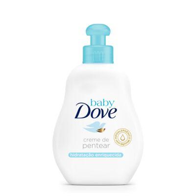 Imagem 1 do produto Creme de Pentear Dove Baby Hidratação Enriquecida 150ml