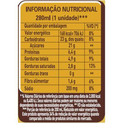 Imagem 1 do produto Bebida Láctea Alpino Fast Garrafa 280ml