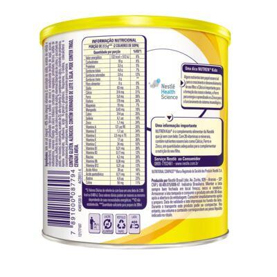 Imagem 3 do produto Suplemento Alimentar Nestlé Nutren Kids Baunilha 350g