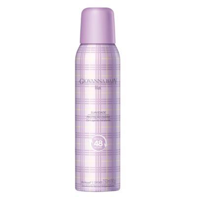 Desodorante Aerosol Giovanna Baby - Feminino Lilac - 150ml