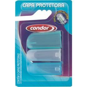 Capa para Escovas Protetor Cerdas Condor 3un