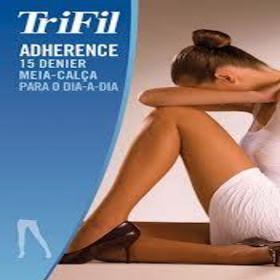Meia Calça Trifil Adherence Fio 15 Branca G