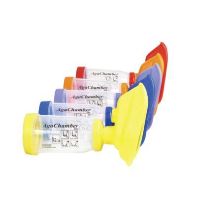 Imagem 1 do produto Espaçador AgaChamber Extra Agaplastic - Azul