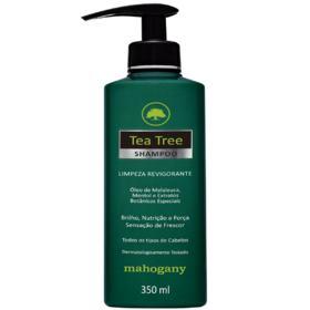 Shampoo Remoção de Resíduos Tea Tree Mahogany 350ml