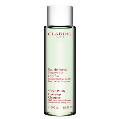 Imagem 1 do produto Limpador Facial Clarins - Water One-Step Cleanser - 200ml