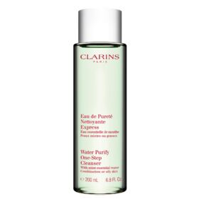 Limpador Facial Clarins - Water One-step Cleanser - 200ml
