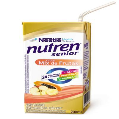 Imagem 5 do produto Suplemento Alimentar Nestlé Nutren Senior Mix de Frutas 200ml