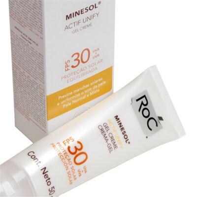Imagem 3 do produto Protetor Solar Roc Minesol Actif FPS 30 50g