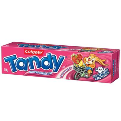 Imagem 3 do produto Gel Dental Tandy Tutti Frutti 50g