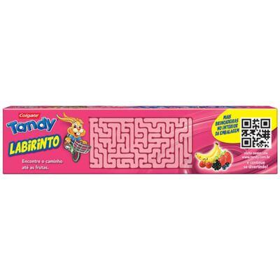 Imagem 4 do produto Gel Dental Tandy Tutti Frutti 50g