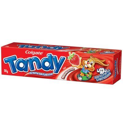 Imagem 3 do produto Gel Dental Tandy Morango 50g