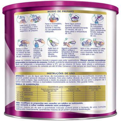 Imagem 5 do produto Formula Infantil Nan 1 - 800g