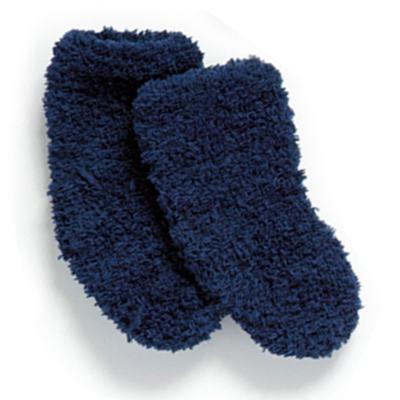 Meia Soquete recém-nascido Soft Azul Marinho - Puket - PK6915L-AM Meia Soquete RN Soft Azul Marinho-5/8