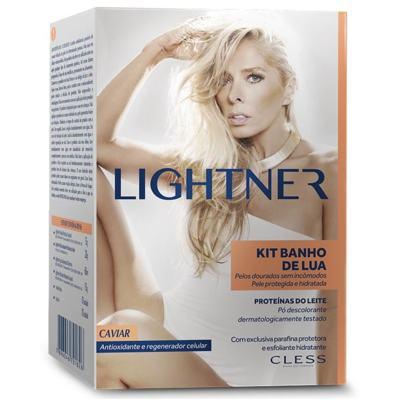 Imagem 1 do produto Kit Banho de Lua Lightner 1 Aplicação