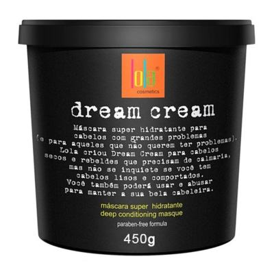 Imagem 3 do produto Kit Creme para Pentear + Máscara Lola Cosmetics Dream Cream + Milagre! Diet Cream - Kit