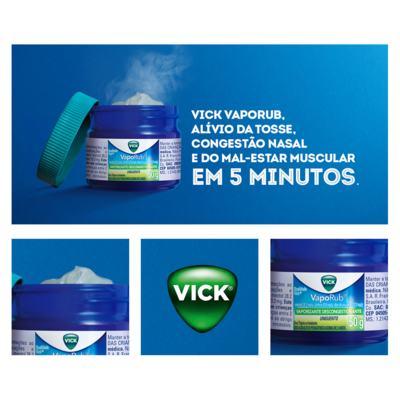 Imagem 2 do produto Vick Vaporub Pomada - 50g