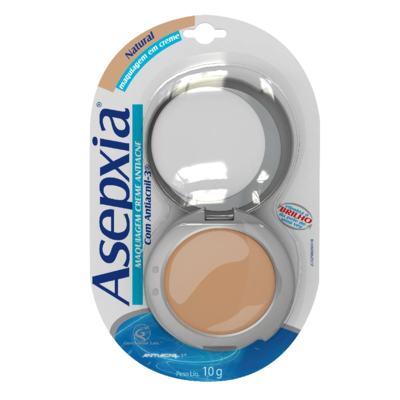 Imagem 3 do produto Kit Asepxia 2 Sabonetes Fórmula Forte 90g + Maquiagem Creme Antiacne Natural 10g