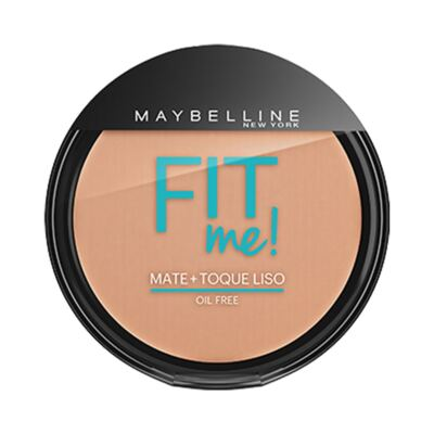 Pó Compacto Maybelline Fit Me! Oil Free 150 Claro Especial
