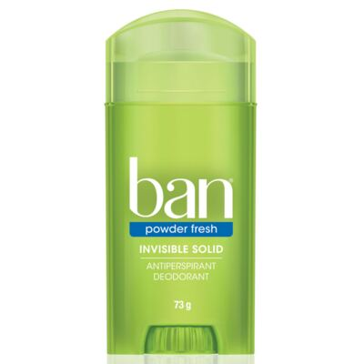 Desodorante Ban Stick Powder Fresh 73g