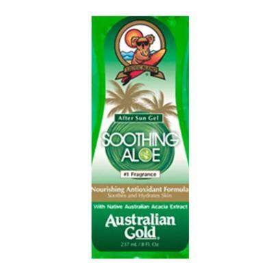 Imagem 2 do produto Gel Pós Sol Australian Gold Gold Soothing Aloe - 237ml