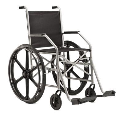 Cadeira de Rodas 1009 Pneu Maciço Jaguaribe