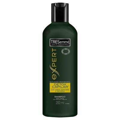 Shampoo Tresemme Export Detox Capilar - Purificação e Nutrição | 200ml