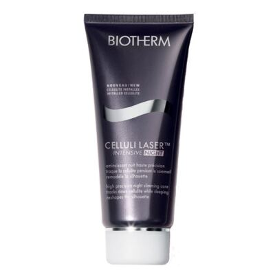 Cuidado Anticelulite Noturno Biotherm Celluli Laser Intensive Night - 200ml