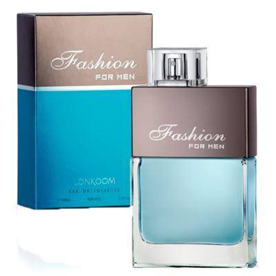 Imagem 2 do produto Fashion for Men Lonkoom - Perfume Masculino - Eau de Toilette - 100ml
