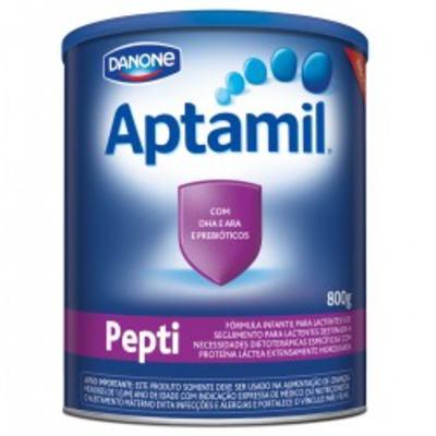 Imagem 1 do produto Fórmula Infantil Aptamil Pepti 800g