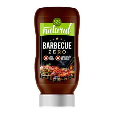 Molho Zero Sódio - 420g - Sabor e Saúde - Barbecue