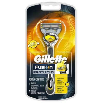 Imagem 7 do produto Aparelho de Barbear Fusion5 Proshield Gillette - 1 Un
