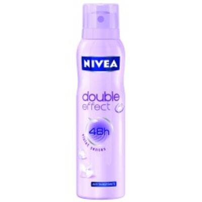 Imagem 1 do produto Desodorante Aerosol Nivea Feminino Double Effect 150ml