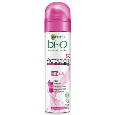 Imagem 1 do produto Desodorante Bí-O Protection 5 Aerosol Feminino 150ml