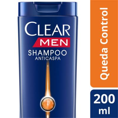 Shampoo Clear Queda Control 200ml
